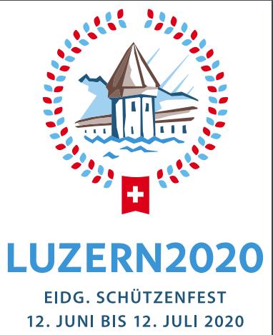 Eidgenössisches Schützenfest 2020 in Luzern
